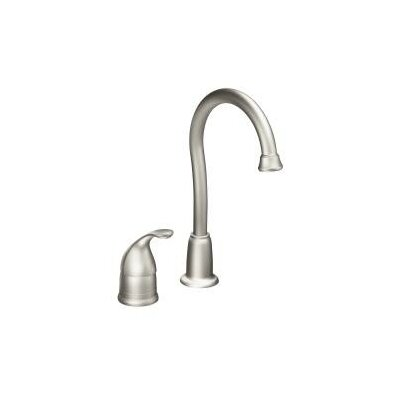 Camerist Single Handle Kitchen Faucet Finish: Spot Resist Stainless