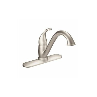 Camerist Single Handle Centerset Kitchen Faucet Finish: Spot Resist Stainless