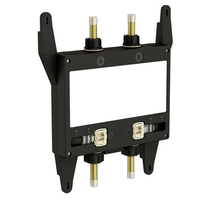 2-Outlet Digital Thermostatic valve