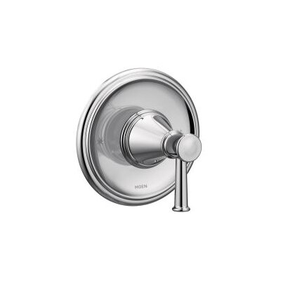 Belfield Posi-Temp Faucet Trim with Lever Handle Finish: Chrome