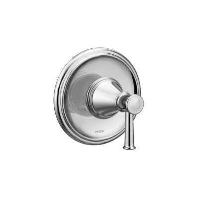 Belfield Moentrol Valve Faucet Trim with Lever Handle Finish: Chrome
