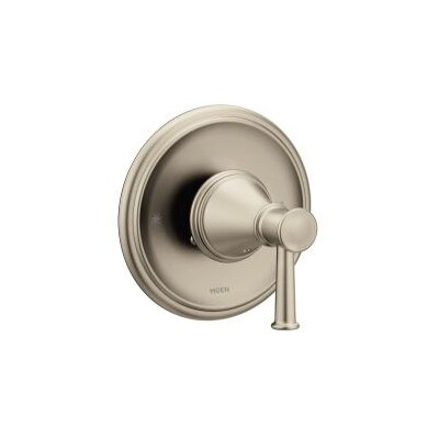 Belfield Moentrol Valve Faucet Trim with Lever Handle Finish: Brushed Nickel