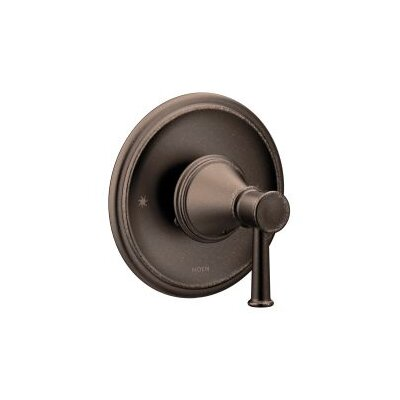 Belfield Moentrol Valve Faucet Trim with Lever Handle Finish: Oil Rubbed Bronze