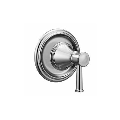 Belfield Transfer Valve Faucet Trim with Lever Handle Finish: Chrome