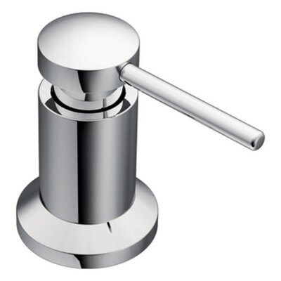 Soap and Lotion Dispenser Finish: Chrome