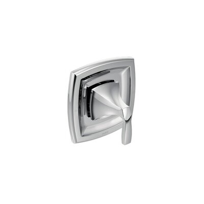 Voss Faucet Trim with Lever Handle Finish: Chrome