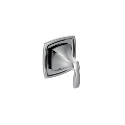 Voss Transfer Faucet Trim with Lever Handle Finish: Chrome