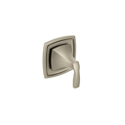 Voss Transfer Faucet Trim with Lever Handle Finish: Brushed Nickel