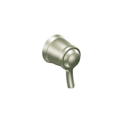 Fina Faucet Trim with Lever Handle Finish: Brushed Nickel