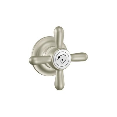 Weymouth Tank Lever Finish: Brushed Nickel