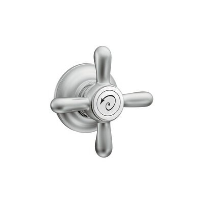 Weymouth Tank Lever Finish: Chrome
