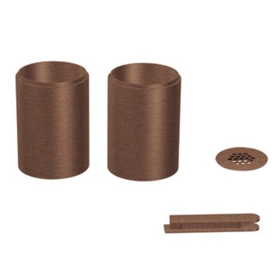 Icon Vessel Faucet Extension Kit Finish: Oil Rubbed Bronze