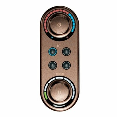 IO Digital Shower Control Finish: Oil Rubbed Bronze