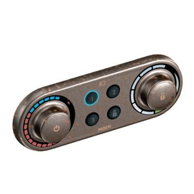 IO Digital Roman Tub Control Finish: Oil Rubbed Bronze