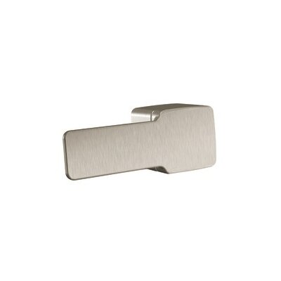 Ninety Degree Tank Lever Finish: Brushed Nickel