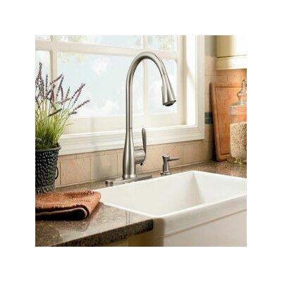 Buy Low Price Moen Haysfield One Handle High Arc Kitchen Faucet ...