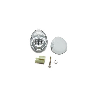 Villeta Tub / Shower Handle Kit Finish: Platinum