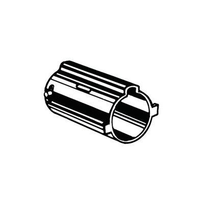Moentrol Tub and Shower Stop Tube Kit Finish: Wrought Iron