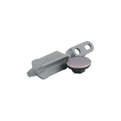 Kingsley Drain Plug and Seat Finish: Polished Nickel