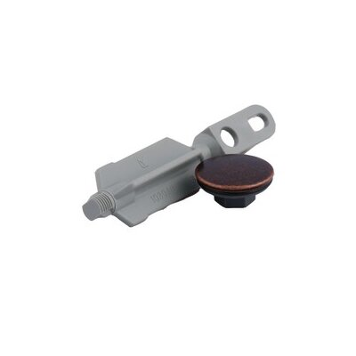 Kingsley Drain Plug and Seat Finish: Oil Rubbed Bronze