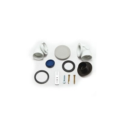 M-Pact Tub Waste Drain PVC 40 Rough-In Kit