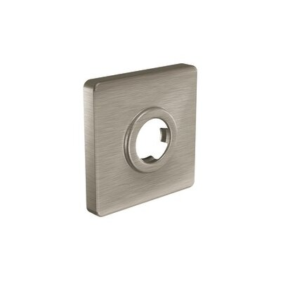 Shower Arm Flange Finish: Brushed Nickel