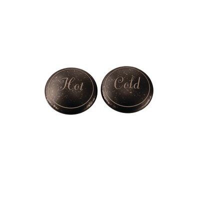 Weymouth Handle Cap Kit Finish: Oil Rubbed Bronze