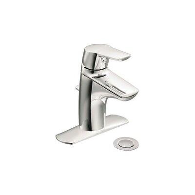 Method Single Handle Centerset Low Arc Bathroom Faucet Finish: Chrome, Size: 8.25