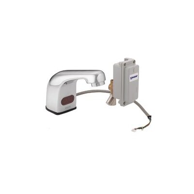 M-Power Sensor-Operated Electronic Centerset Lead Compliant Bathroom Faucet