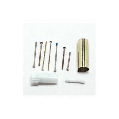 Posi-Temp Handle Extension Kit Finish: Polished Brass, Length: 1