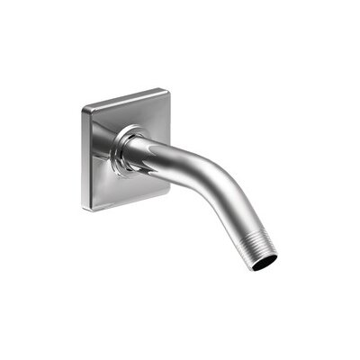 90 Degree Shower Arm Finish: Chrome