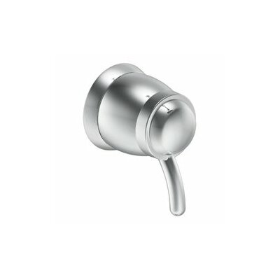 Icon Volume Control Faucet Trim with Lever Handle Finish: Chrome