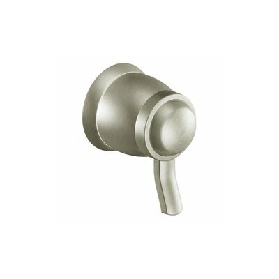 Rothbury Volume Control Faucet Trim with Lever Handle Finish: Brushed Nickel