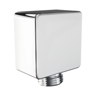Drop Wall Supply Elbow Finish: Chrome