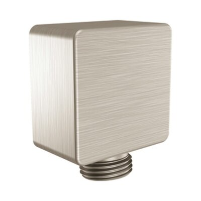 Drop Wall Supply Elbow Finish: Brushed Nickel