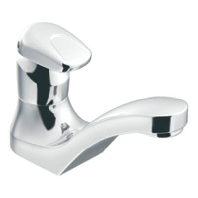 M-Press Single Handle Single Hole Bathroom Faucet