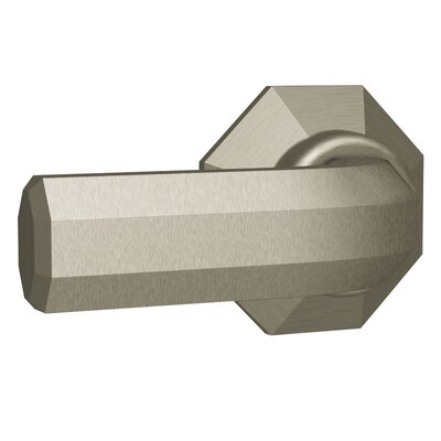 Felicity Decorative Toilet Tank Lever Finish: Brushed Nickel