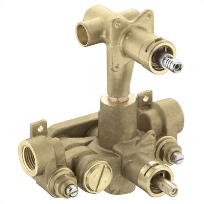 M-Pact 3 Function Built Transfer Valve with 1/2 CC Connection