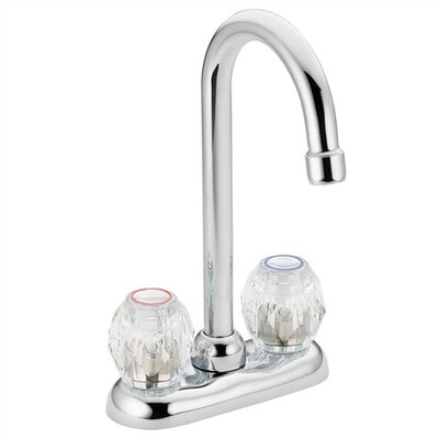 Chateau Double Handle Centerset Bar Faucet