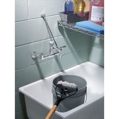M-Dura Two Handle Service Sink Faucet