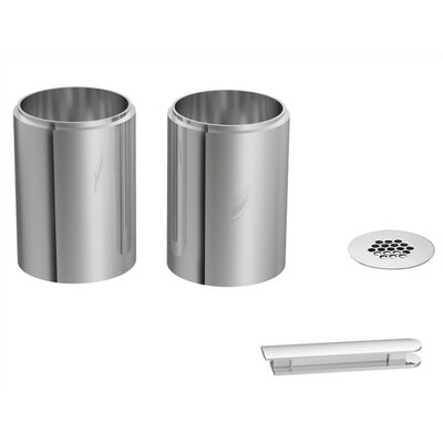Icon Vessel Faucet Extension Kit Finish: Chrome