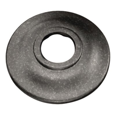 Shower Head Flange Finish: Pewter