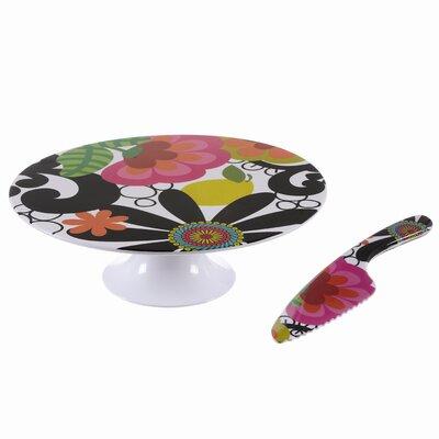 Splendida Dinnerware Collection-splendida Round Platter
