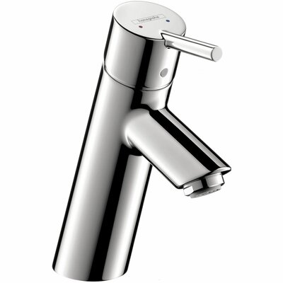 Eurostyle Single Handle Single Hole Standard Bathroom Faucet Finish: Chrome