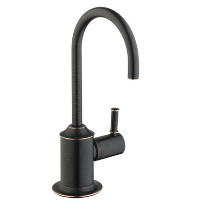 Talis C Cold Water Dispenser with Swivel Spout Finish: Rubbed Bronze