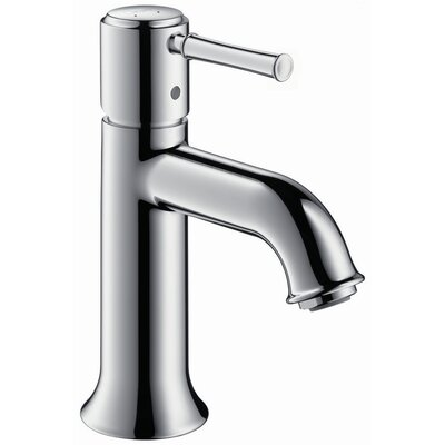 Talis C Single Handle Single Hole Standard Bathroom Faucet Finish: Chrome