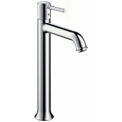 Talis C Single Handle Single Hole Tall Bathroom Faucet Finish: Chrome