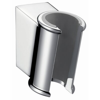 Porter C Handshower Holder Finish: Chrome