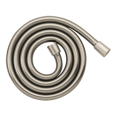 Showerpower Techniflex 80 Hand Shower Hose Finish: Brushed Nickel