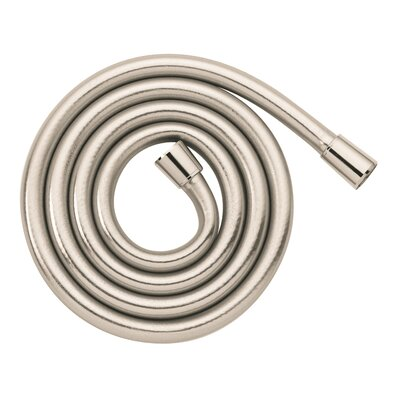 Showerpower Techniflex 80 Hand Shower Hose Finish: Polished Nickel